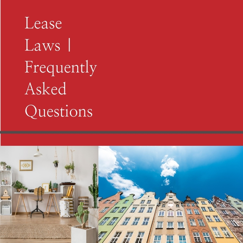 Lease Laws   Frequently Asked Questions - Kohan-Law, The Law Office of Aaron kohanim - Real Estate Law, Tenant Eviction Law, Landlord Eviction Law, Civil Litigation Lawyer, Cover