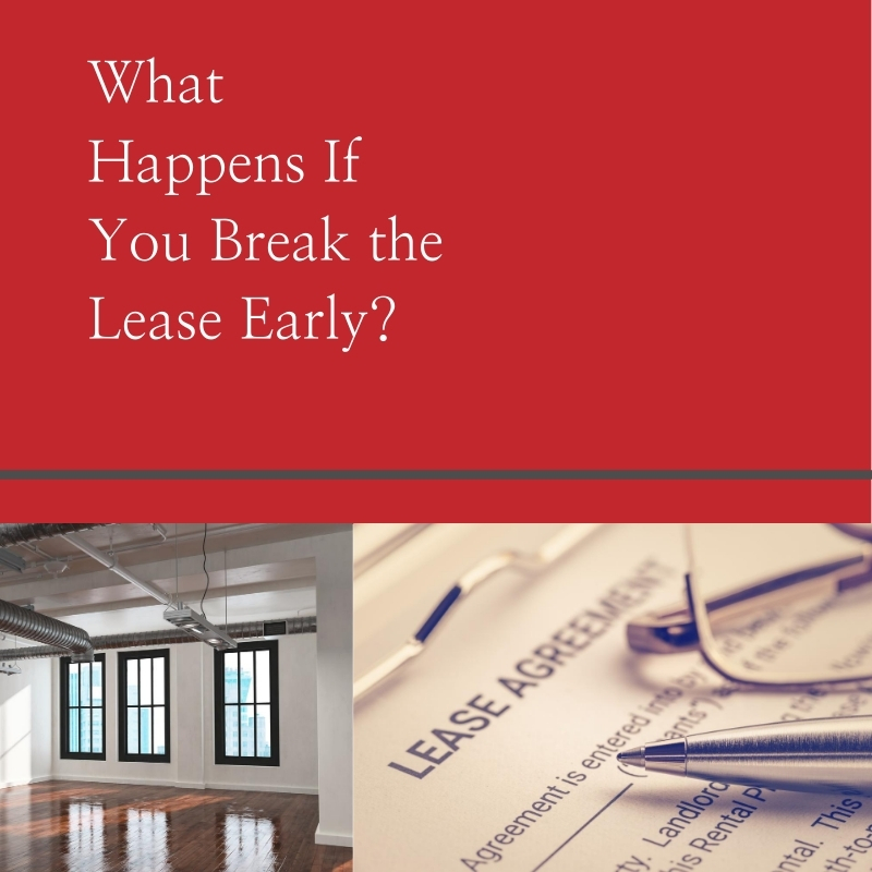 What Happens If You Break the Lease Early? - Kohan-Law, The Law Office of Aaron kohanim - Real Estate Law, Tenant Eviction Law, Landlord Eviction Law, Civil Litigation Lawyer, Cover